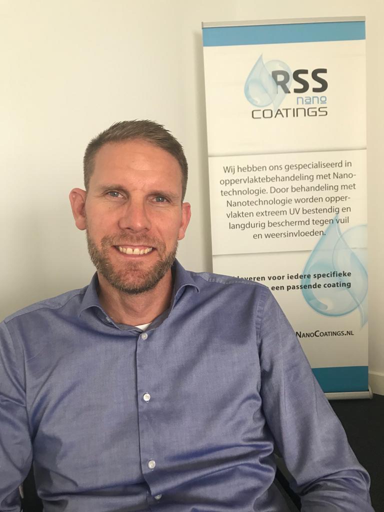 Rafael Schijff van RSS NanoCoatings BV