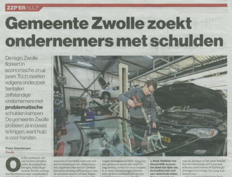 De Stentor Henk Veldman