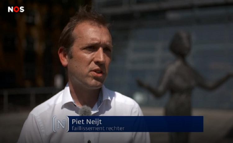 Piet Neijt over pilot Spoedhulp MKBDoorgaan.nl in Nieuwsuur