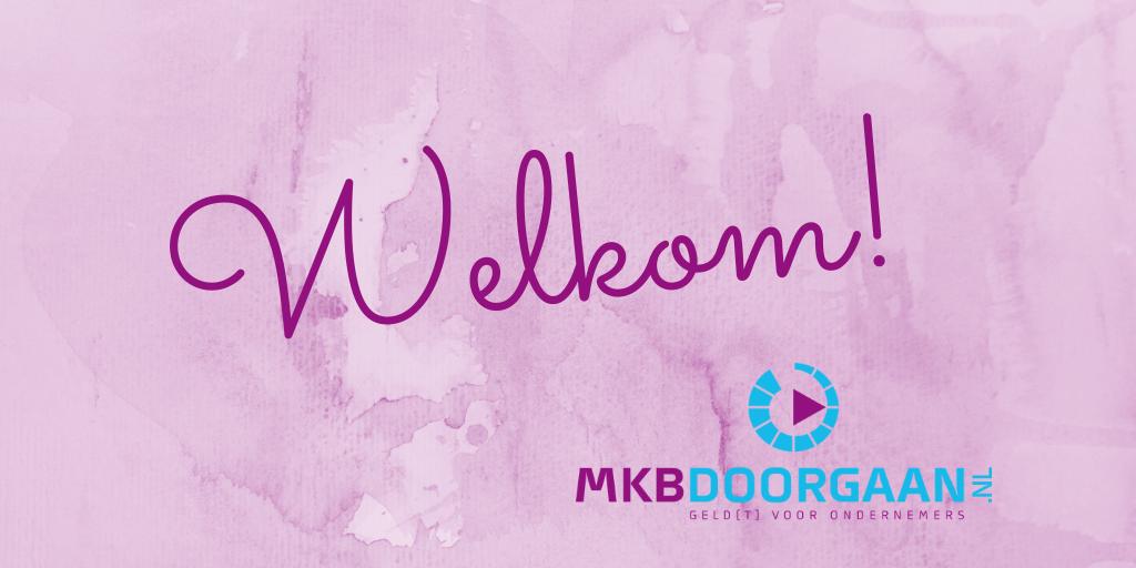 Welkom bij MKBDoorgaan.nl